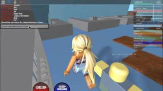 ROBLOX ROBLOX ESCAPES JAIL SHOUT OUT TO EVERYONE IN MY GAME