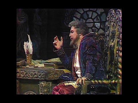 BORIS GODUNOV - Nesterenko, Arkhipova - Bolshoi, 1978, English subtitles, Годунов, Большой