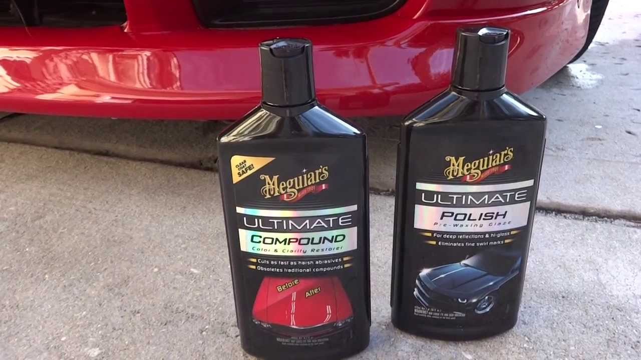 results from meguiars ultimate compound polish and tech. Black Bedroom Furniture Sets. Home Design Ideas