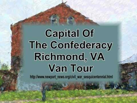 Richmond Capital Of The Confederacy