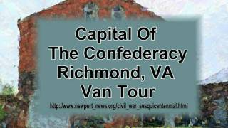 Richmond Capital Of The Confederacy