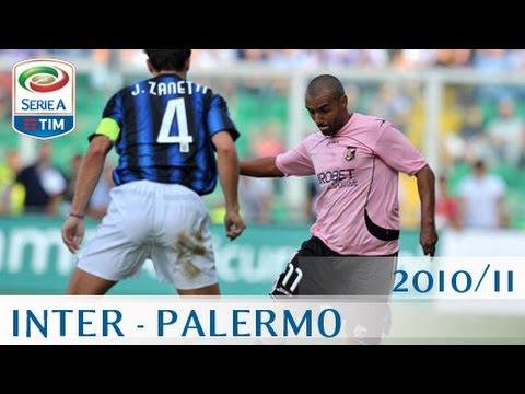 Inter - Palermo - Serie A 2010/11 - ENG
