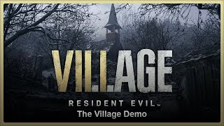 We play The Village Demo from Resident Evil 8: Village on the PS5.