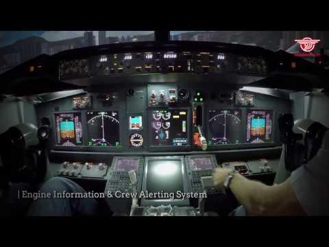 Motion Flight Simulator (Boeing 737 NG) In Malaysia