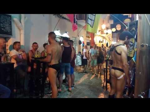Mad Bar gay street Ibiza