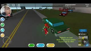 Roblox car wash simulator | THERE'S A WIG!?