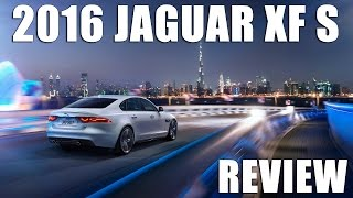 2016 Jaguar XF S review