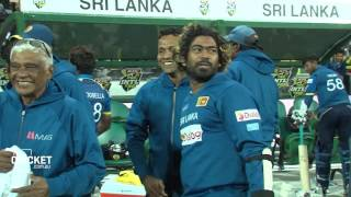 Raw vision: Sri Lanka celebrate a famous win