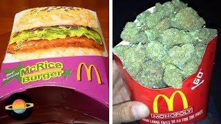10 najdziwniejszych potraw sprzedawanych w McDonald's