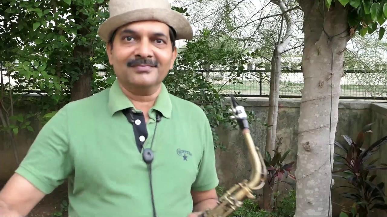 Aapke Pyaar Mai Saxophone Cover Dr C B Savita