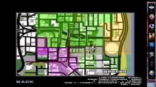 تختيم جميع مستويات لعبة GTA San Andreas ومكان الطائرة الحربية