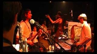 Quantic Soul Orchestra - Who knows - Live Paris