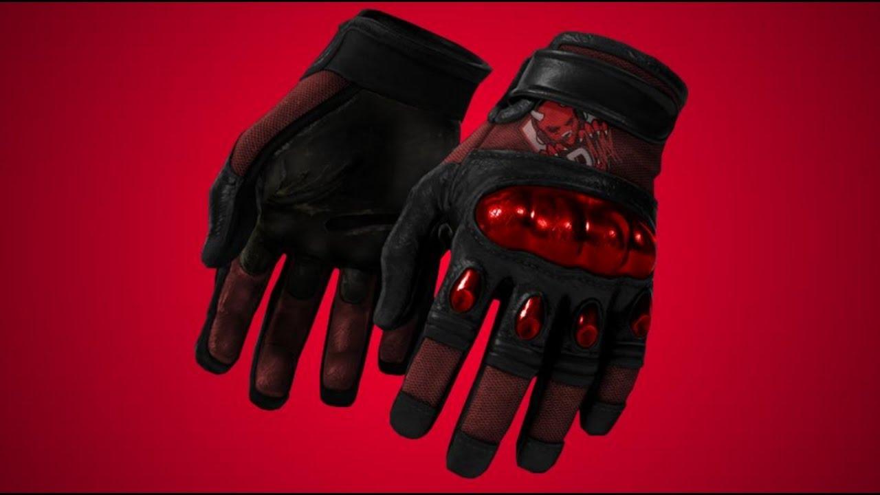 Перчатки для кс го