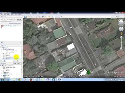 create kmz files using google earth