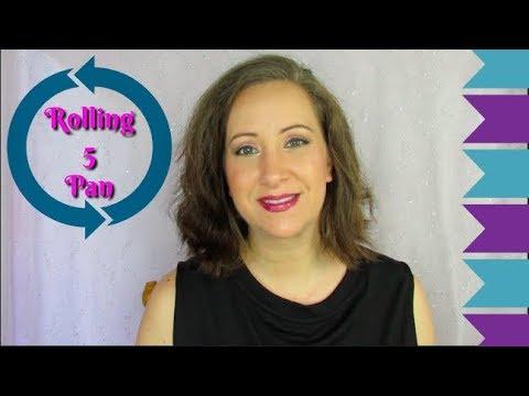 Rolling 5 Pan w Amanda June Update  Jessica Lee