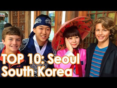 Top Things to Do in Seoul // Korea Travel Tips