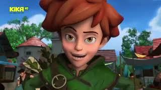 Robin Hood Das Schlitzohr von Sherwood Folgen 5 & 6