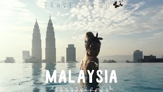 MY TRIP TO MALAYSIA - Travel Vlog