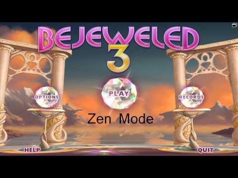 Bejeweled 3 Music - Zen Mode