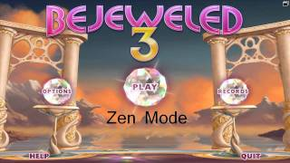 Bejeweled 3 Music - Zen Mode
