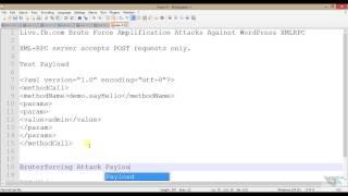 Live.fb.com Brute Force Amplification Attacks Against WordPress XMLRPC Mp3