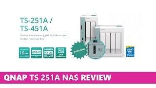 QNAP TS 251A REVIEW 2 Bay NAS