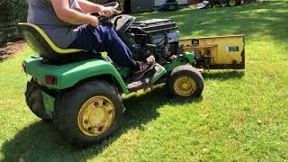 John Deere Kawasaki Engine – Landstar Village Apts