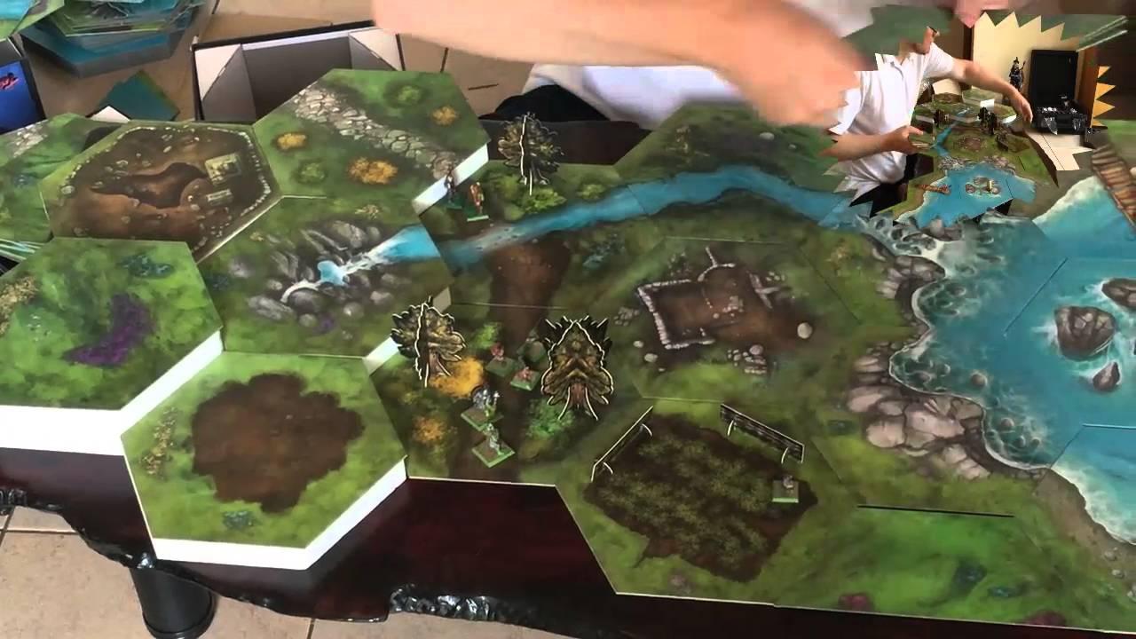 TerraTiles II Unboxing