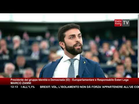 Marco Zanni - Intervista Radio Radio 31/01/2020