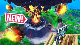 *NEW* VOLCANO EVENT IS HAPPENING..!!! | Fortnite Funny and Best Moments Ep.468 (Fortnite Royale)