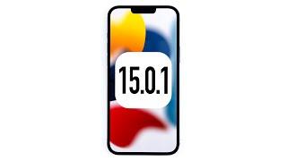 iOS 15.0.1 Update iṡt da - Das müsst ihr wissen!