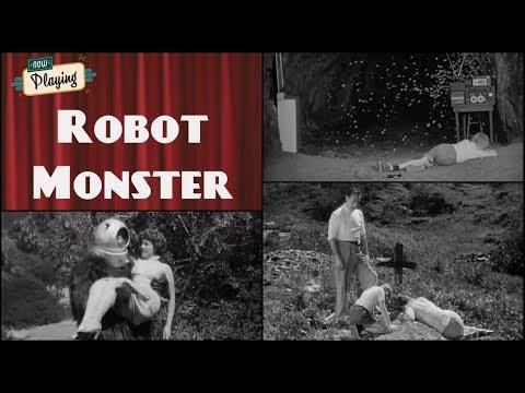 Robot Monster - 1953 - Film Completo SOTTOTITOLATO In Italiano