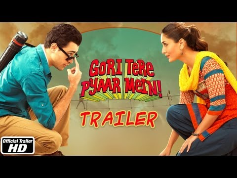 Gori Tere Pyaar Mein - Official Trailer | Imran Khan, Kareena Kapoor Travel Video