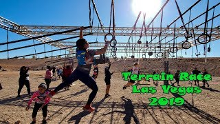 Terrain Race Las Vegas 2019 | All Obstacles