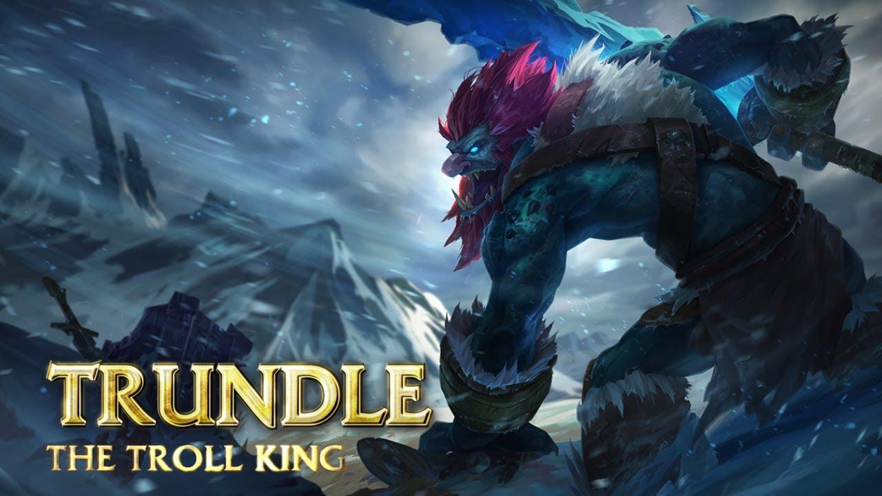 Trundle   League of Legends