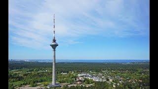 ТЕЛЕВИЗИОННАЯ БАШНЯ В ТАЛЛИННЕ/TELEVISION TOWER IN TALLINN/TALLINNA TELETORN