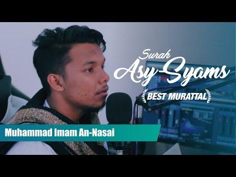 Indahnya Murattal Surah Asy Syams Maqam Kurdi