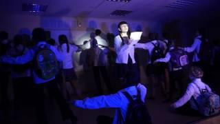 """Театральный коллектив """"Пилигрим"""", отрывок из спектакля """"Мой город"""""""
