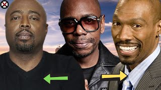 "Donnell Rawlings- Me & Charlie Did Chappelle Show When Dave VANISHED! ""Had To Keep The Money Going!"""