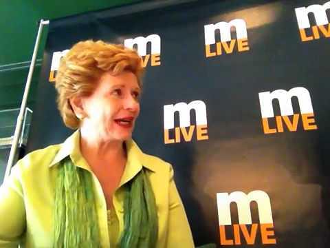 Debbie Stabenow talks 2012 farm bill