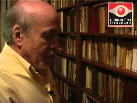 Obra en Construcción: Abelardo Castillo 2/2 - Audiovideoteca de Escritores