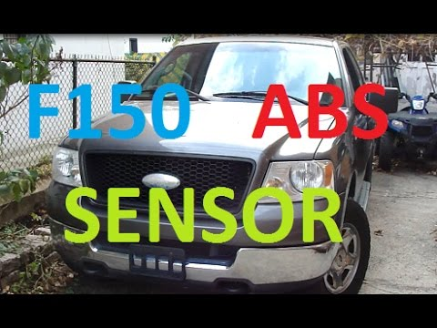 C1155 FORD Left Front Wheel Speed Sensor Input Circuit Failure