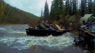 Alaska Mini Boating, Pinball River Hunt