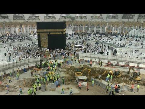 Download Haram Expansion Tawaf Area