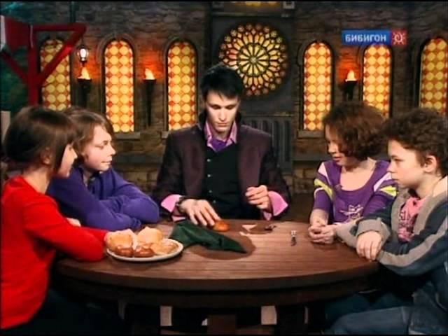 Школа волшебства 1 сезон №16 (В кафе)