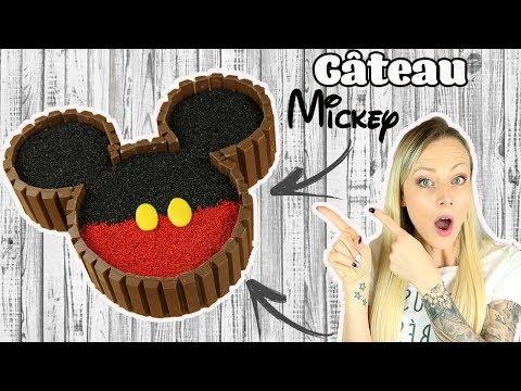 ♡•-gÂteau-mickey-xxl-ultra-gourmand-!!-•♡