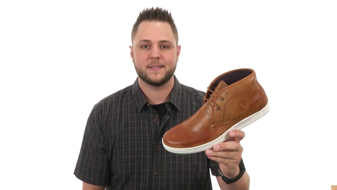 Ben ShermanVance Boot