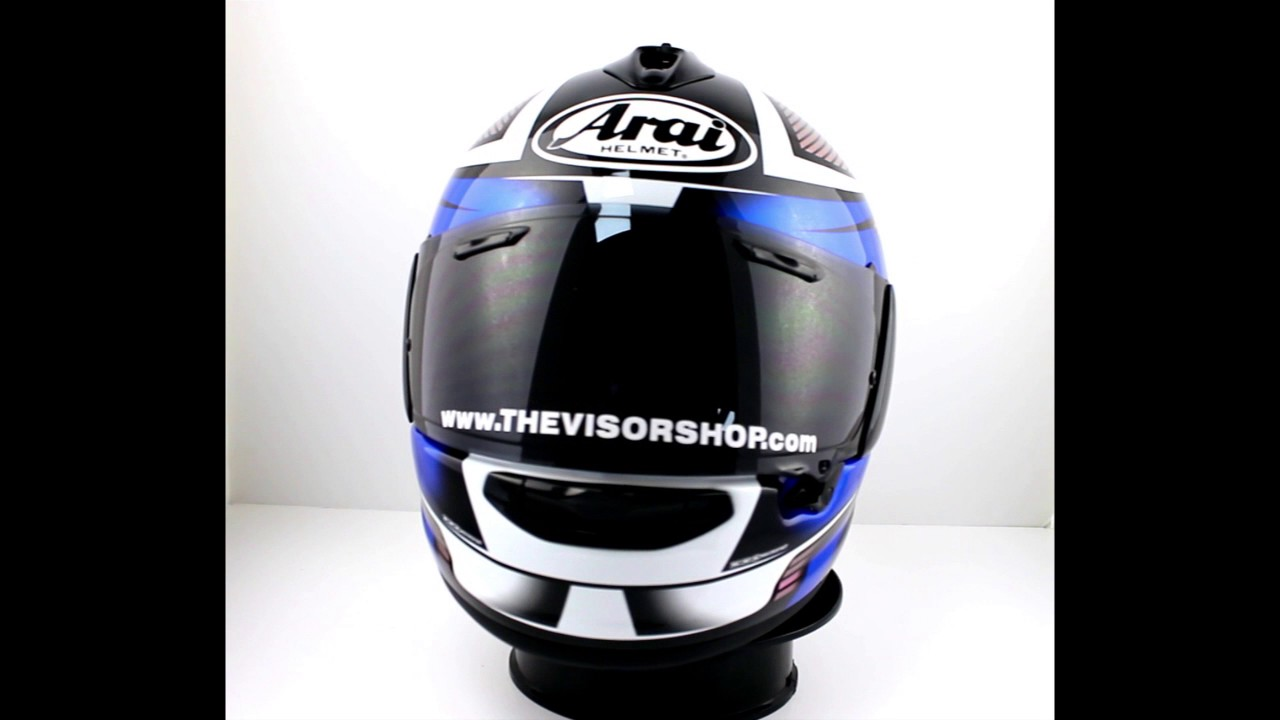 arai chaser x motorcycle helmet tough blue youtube. Black Bedroom Furniture Sets. Home Design Ideas