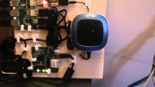 TP Link TL-MR 3020 + Linux OpenWrt - WiFi internet radio, MP3 Player and HD webcam live streaming