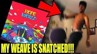 Download J-Hope - Hope World (FULL MIXTAPE) REACTION!!!